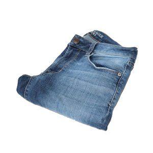 American Eagle Mid Wash Skinny Jeans